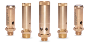 AS BULL Safety Relief Valves GA 818