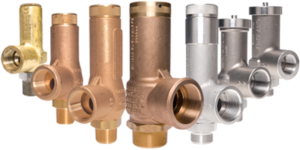 AS BULL Safety Relief Valves GP 331, 330, 329, 636