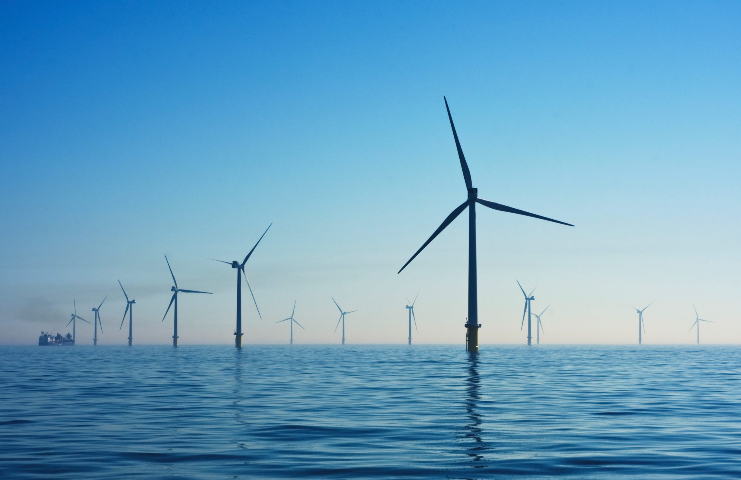 Offshore Windmill Farms