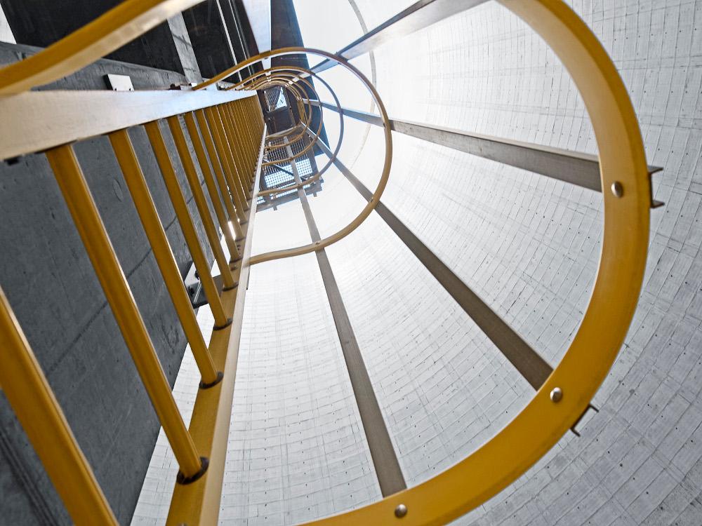 GRP Vertical Ladders