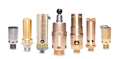Atmospheric Discharge Safety Relief Valves