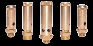 GA818 safety relief valve