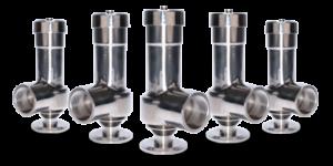 DN 10 tri-clamp valve for liquid