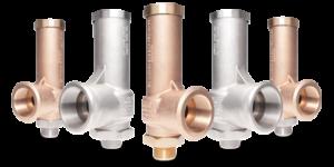 DN 25 valve for liquid