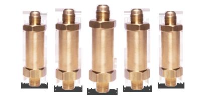 RP 319 inline valve