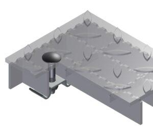 Top clamp XOK 133