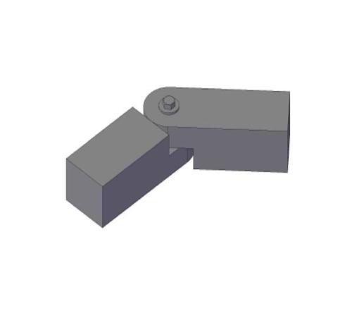 Handrailedgeconector - flexible