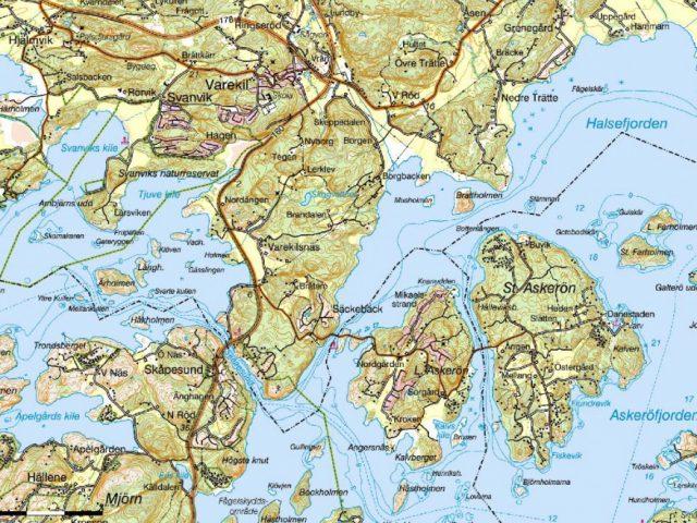 Om Askeröarna