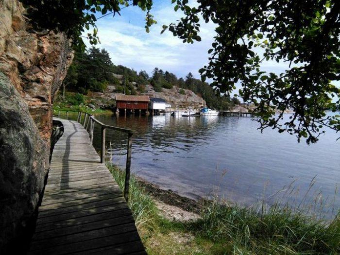Bilder från Fiskevik