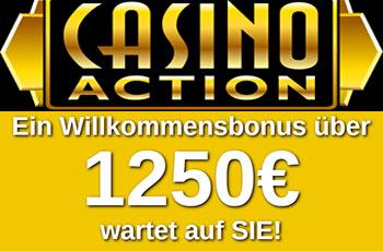 Casino Action Bonus in Österreich - Big Bonus 2021