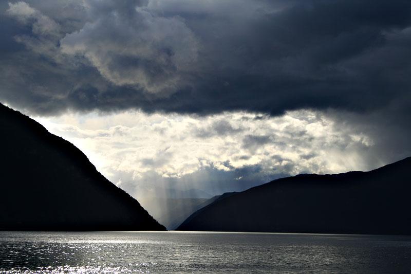 Fjordljus