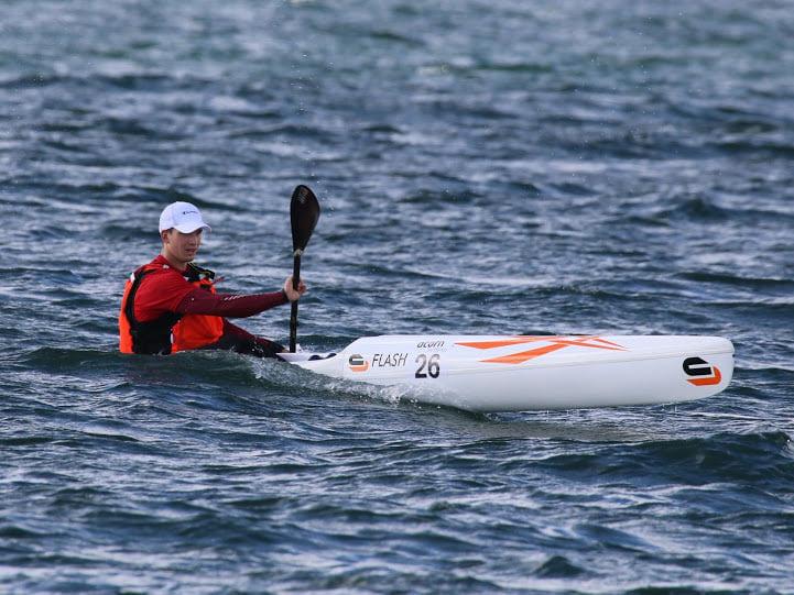 axel-surfski