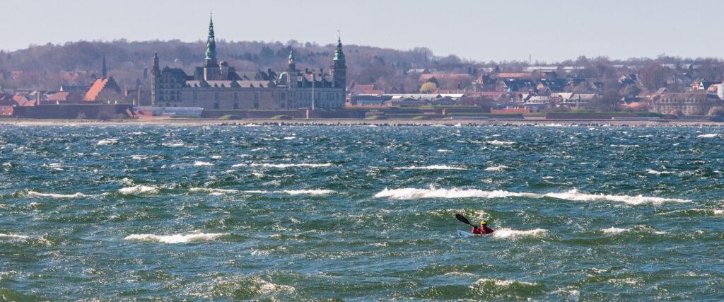 Öresund Helsingborg Surfski