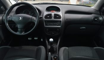 Peugeot 206 1,6 S16 5d full
