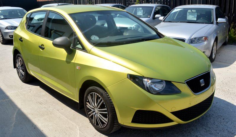Seat Ibiza 1,4 16V 85 Reference 5d full