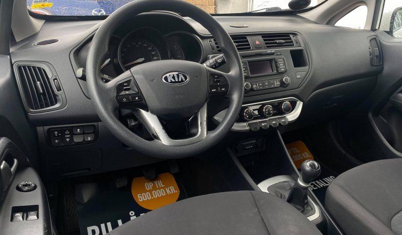 Kia Rio 1,2 CVVT Active 5d full