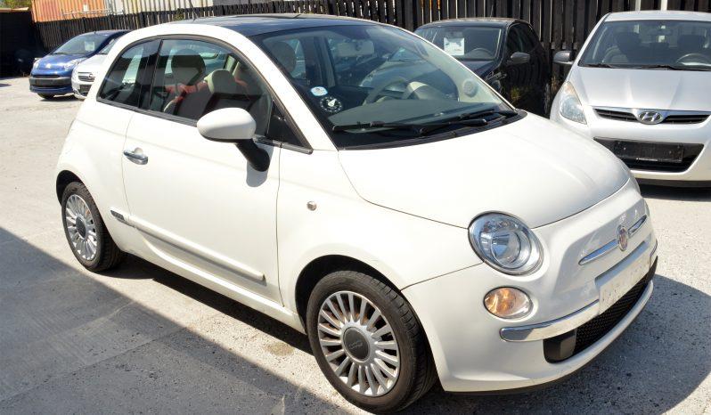 Fiat 500 1,2 Lounge 3d full