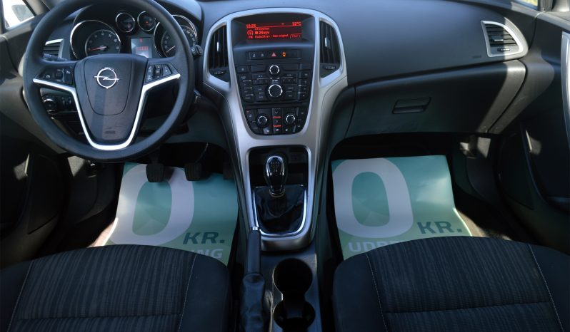 Opel Astra 1,6 Enjoy 5d full