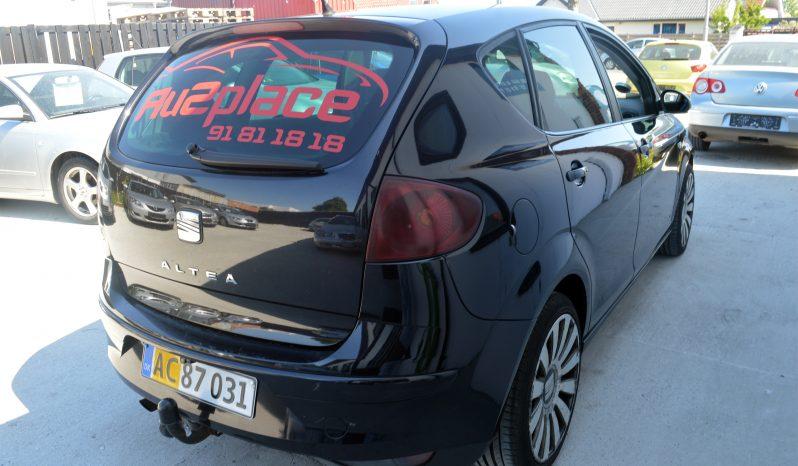 Seat Altea 1,6 Stylance Van 5d full