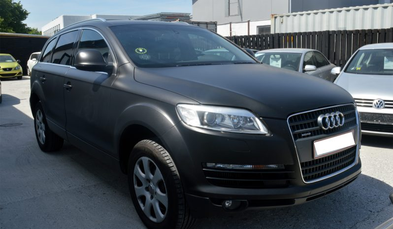 Audi Q7 3,0 TDi quattro Tiptr. 5d full