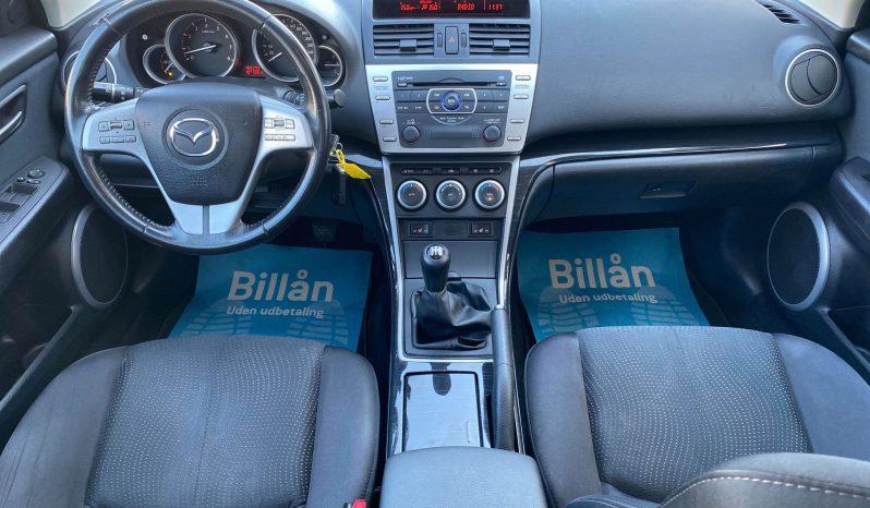 Mazda 6 1,8 Advance 4d full
