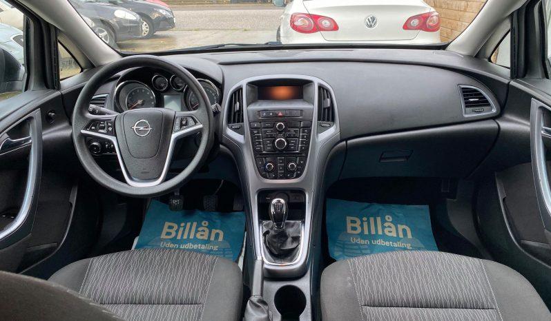 Opel Astra 1,4 100 Enjoy 5d full