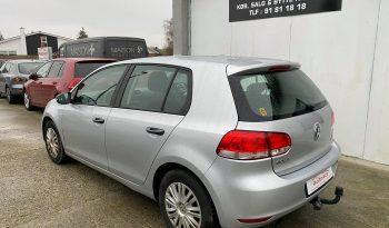 VW Golf VI 1,2 TSi Com. BMT 5d full