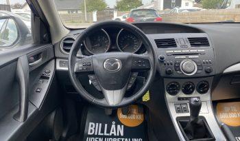 Mazda 3 1,6 Premium 4d full