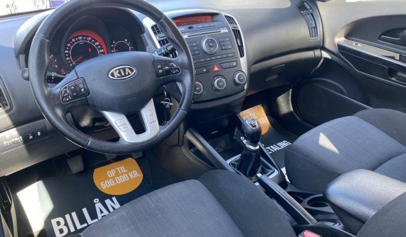Kia Ceed 1,6 CVVT Active SW 5d full