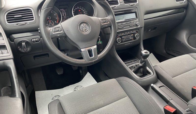 VW Golf VI 1,4 TSi 122 Highline 5d full