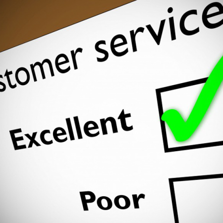 Excellence and creativity in customer service