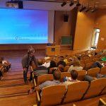 Store auditorium på Rikshospitalet