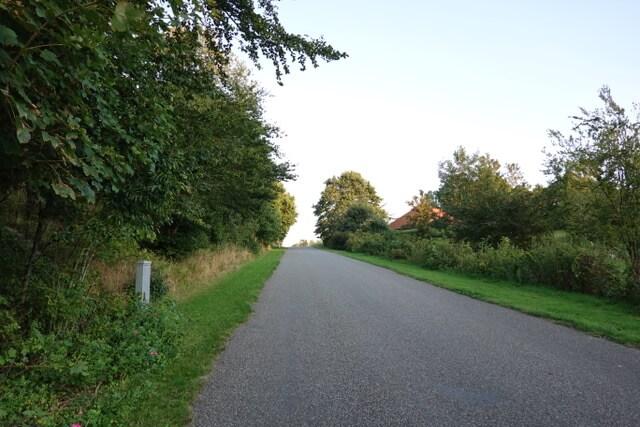 På vej mod efterår i Baaring Ege
