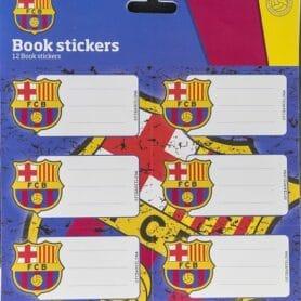 FC Barcelone bog stickers