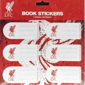 Liverpool bog stickers