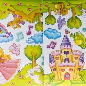 Princesse stickers