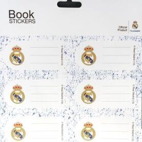 Real Madrid bog stickers