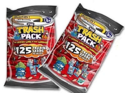 Trash Pack Trading Cards