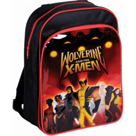 X-men Wolverine skoletaske