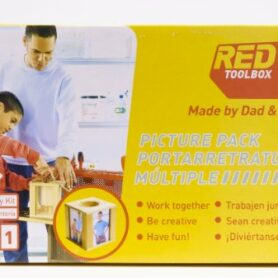 Red Toolbox - Picture Pack Kit