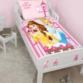 Disney prinsesse sengetøj