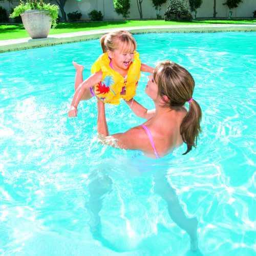 Badevest - Svømmevest til børn