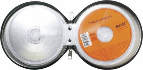CD-Etui i metal - Alu Etui