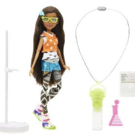 MC2 Core Doll With Experiment - Bryden's Glow Stick
