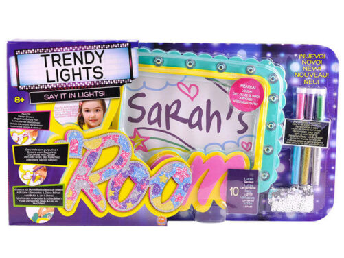 Trendy Lights Room