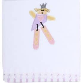 Fairytale sengetøj til baby med dansene prinsesser