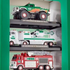 legetøjs lastbiler