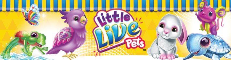 Little Live Pets Danmark