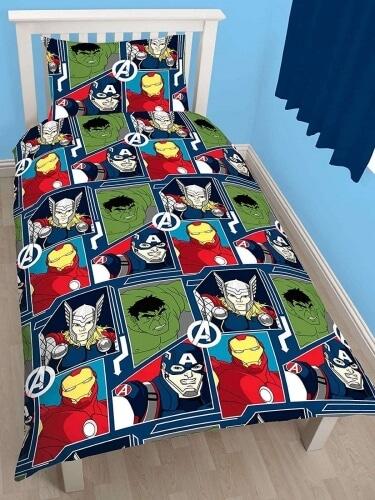 Marvel Avengers sengetøj