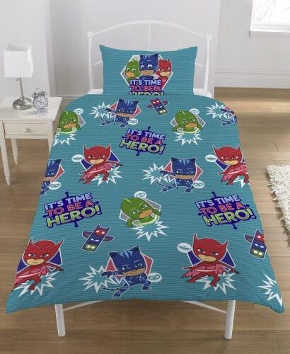 PJ Mask sengetøj - Pyjamasheltene